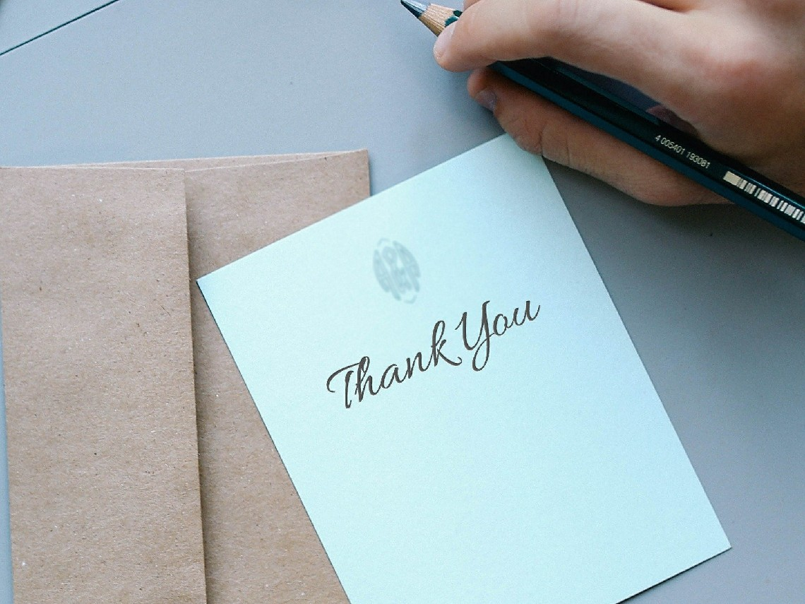 """""""Thank you"""" – the two most under- appreciated words in corporate life"""