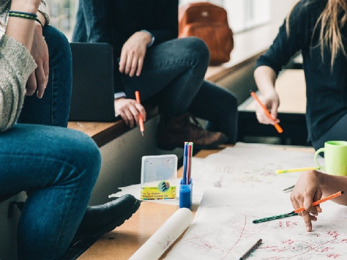 Draw Your Team Together to Create Solutions to Problems
