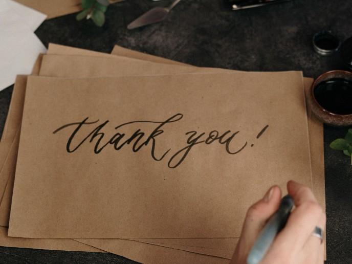 """""""Thank You"""" – Two Magic Words"""