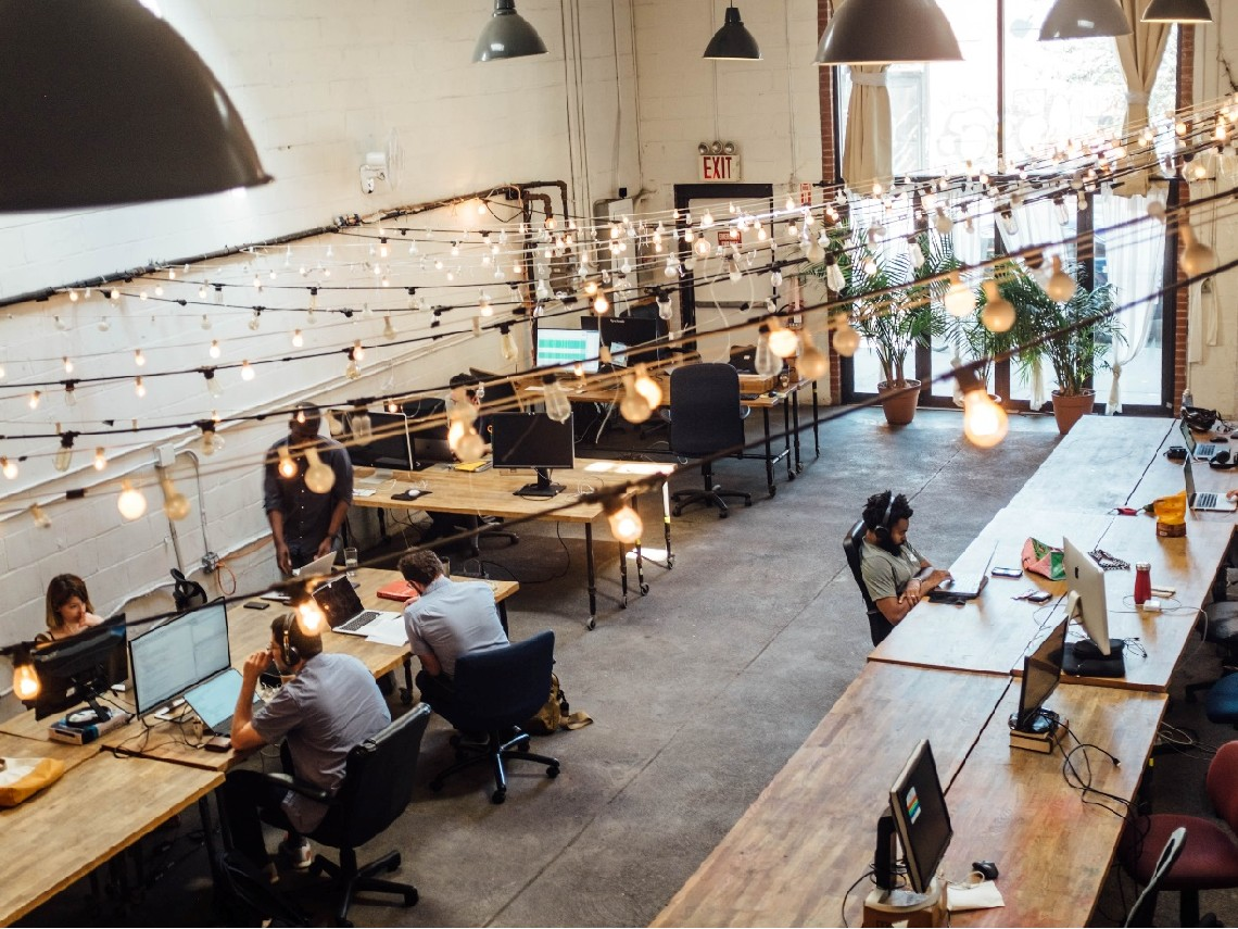 The Open Plan Office and How to Survive Working in One